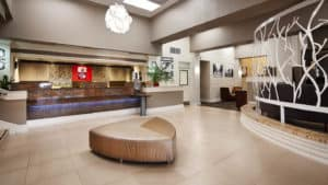 Best Western PLUS - Austin City Hotel Lobby