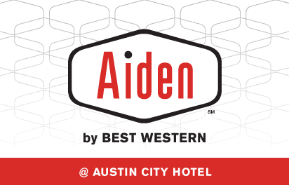 Aiden by Best Western @ Austin City Hotel Logo